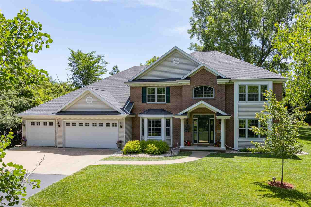 View Single-Family Home For Sale at 1810 SCARLET OAK TRAIL, Oshkosh, WI