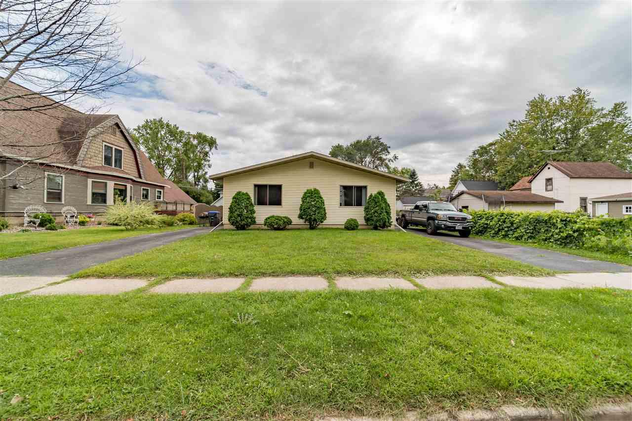 View Multi-Family For Sale at 408 E PINE STREET, New London, WI