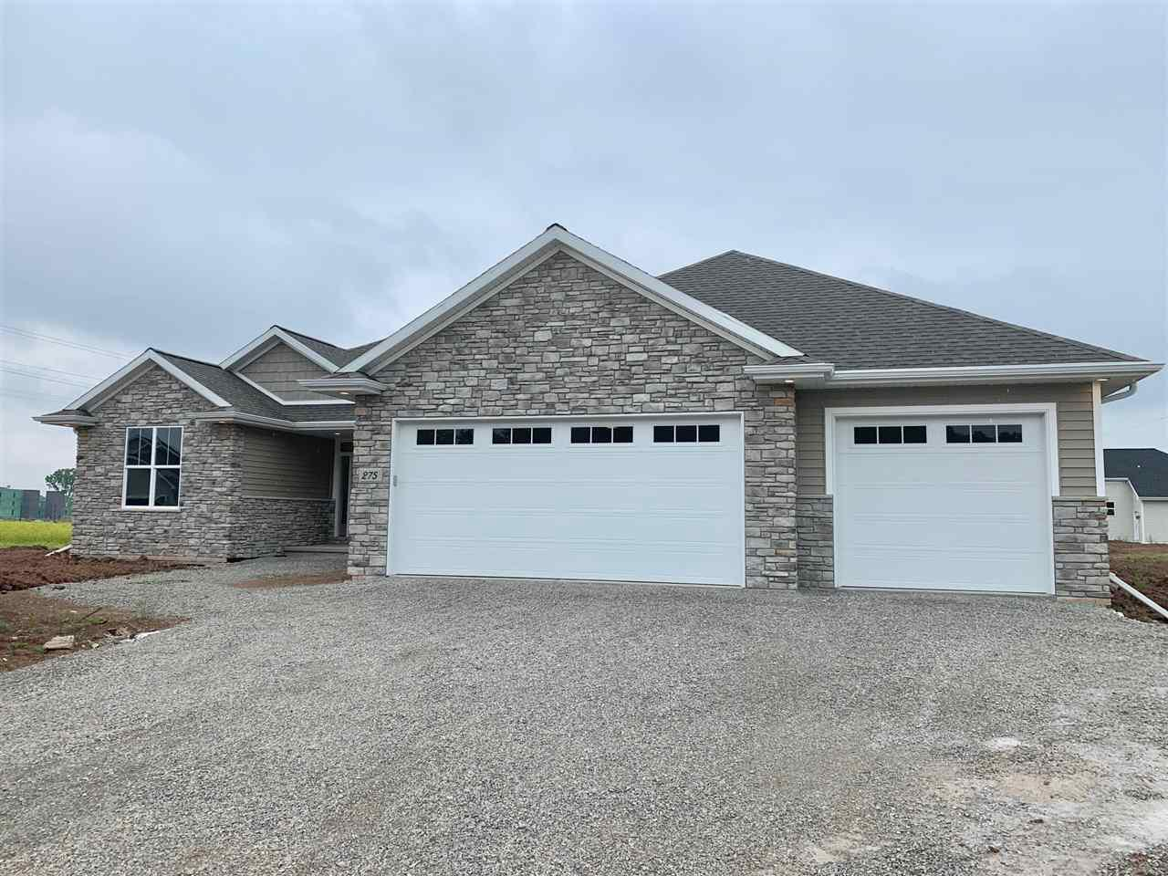 View Single-Family Home For Sale at 275 RIVERS EDGE DRIVE, Kimberly, WI