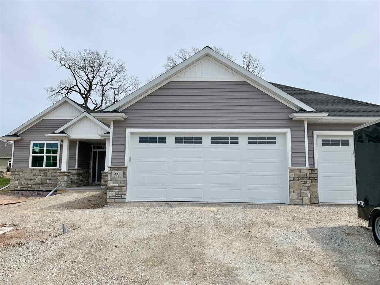 View Single-Family Home For Sale at 415 W PAPERMILL RUN, Kimberly, WI