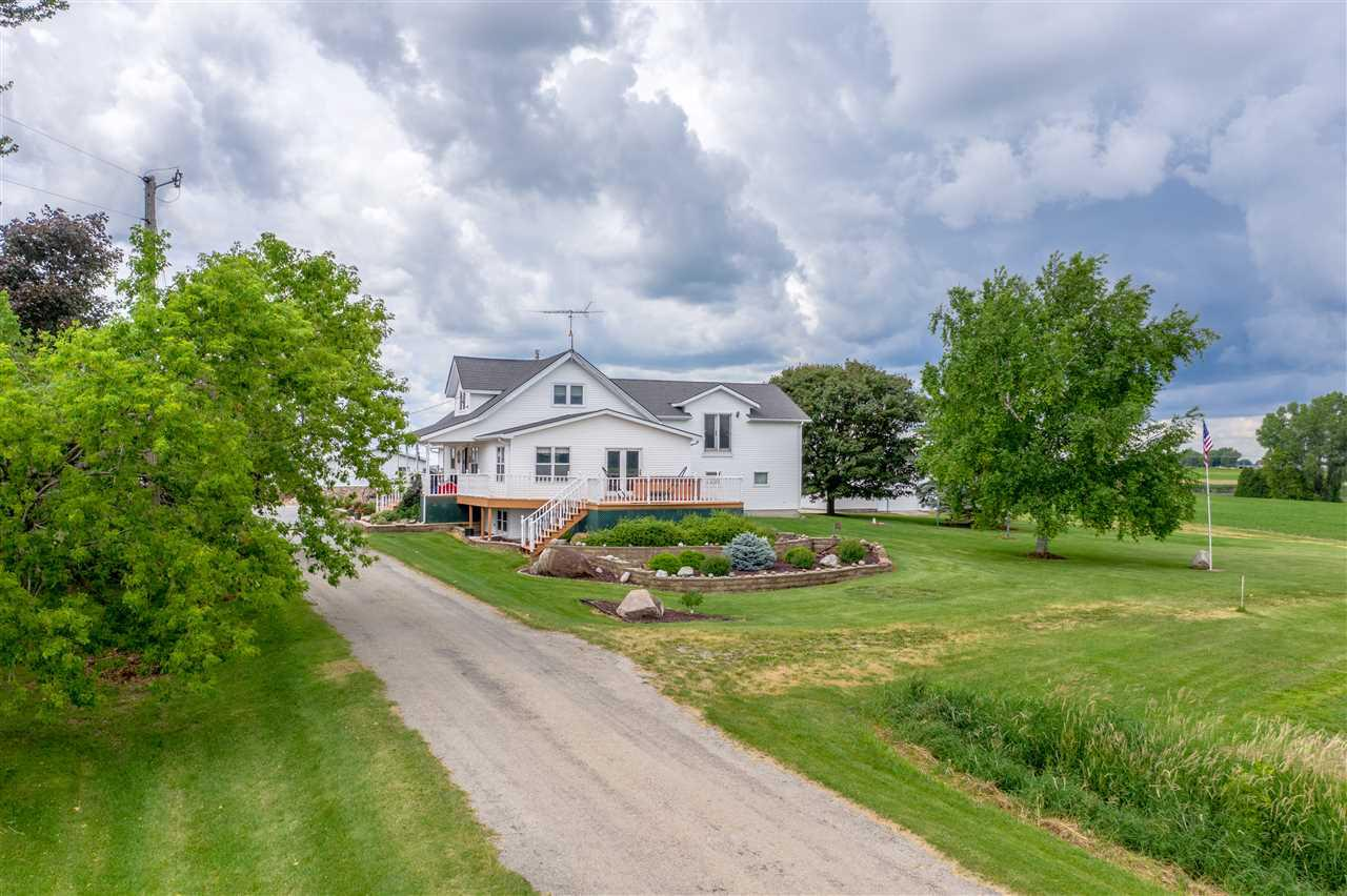 View Single-Family Home For Sale at N9548 HWY C, Eldorado, WI