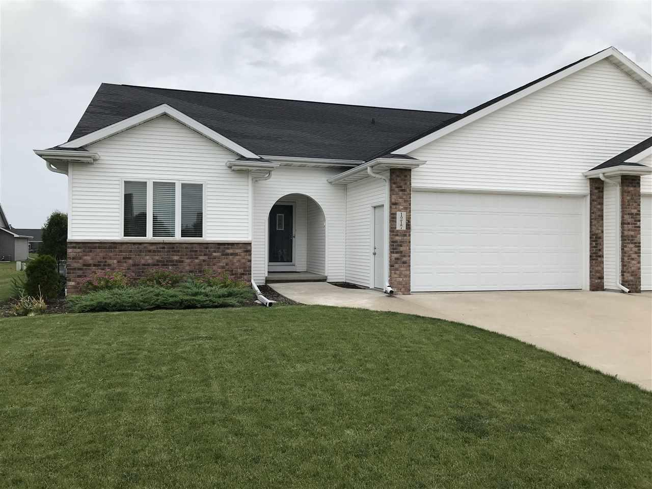 View Single-Family Home For Sale at 1217 LAVENDER LANE, Appleton, WI