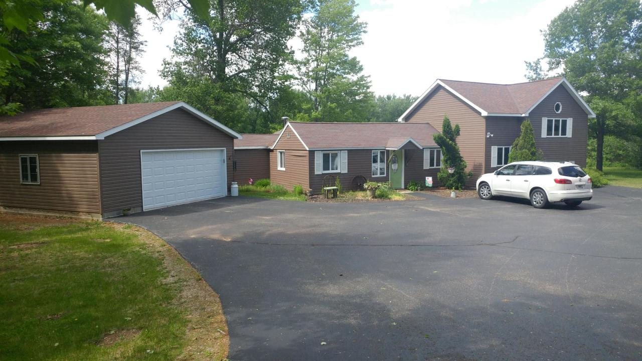 View Single-Family Home For Sale at W5770 State Highway 180, Wausaukee, WI