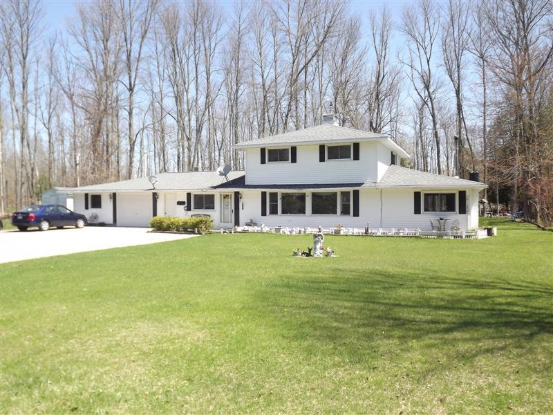 View Single-Family Home For Sale at N8950 CR 551, CEDARVILLE, MI