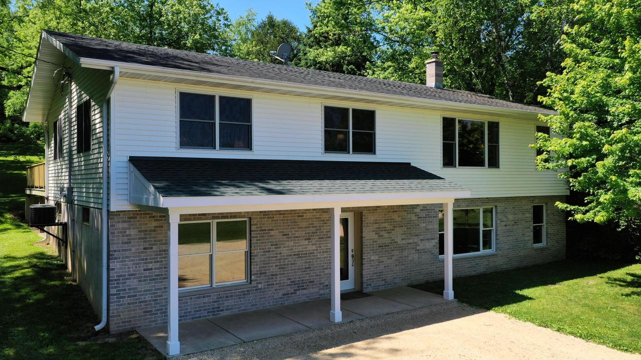 View Single-Family Home For Sale at 7771 COUNTY ROAD A, Belleville, WI