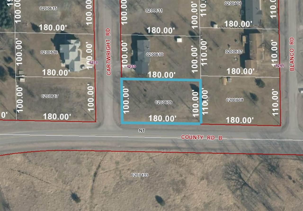 View Vacant Land For Sale at CARTWRIGHT ROAD, Winneconne, WI