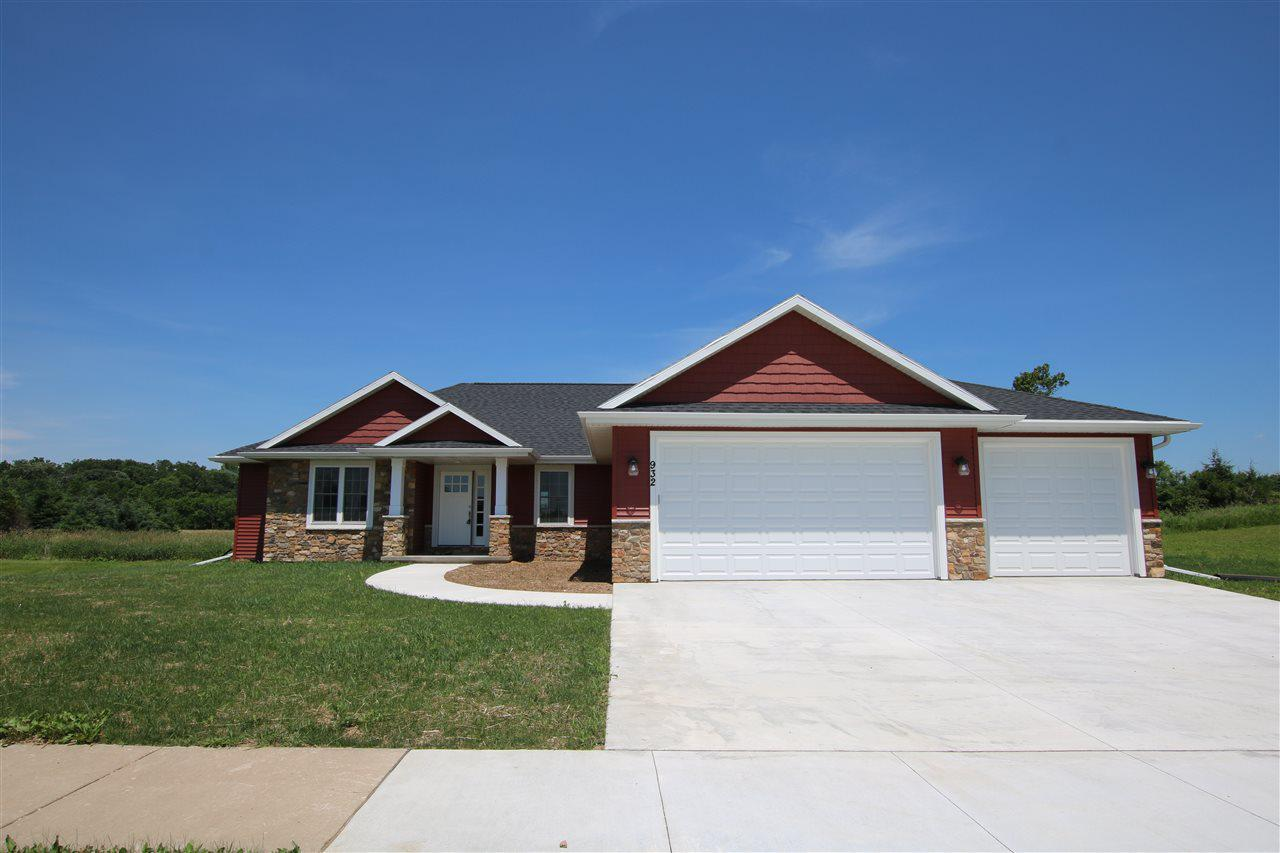 View Single-Family Home For Sale at 932 PINE RIDGE STREET, Brownsville, WI