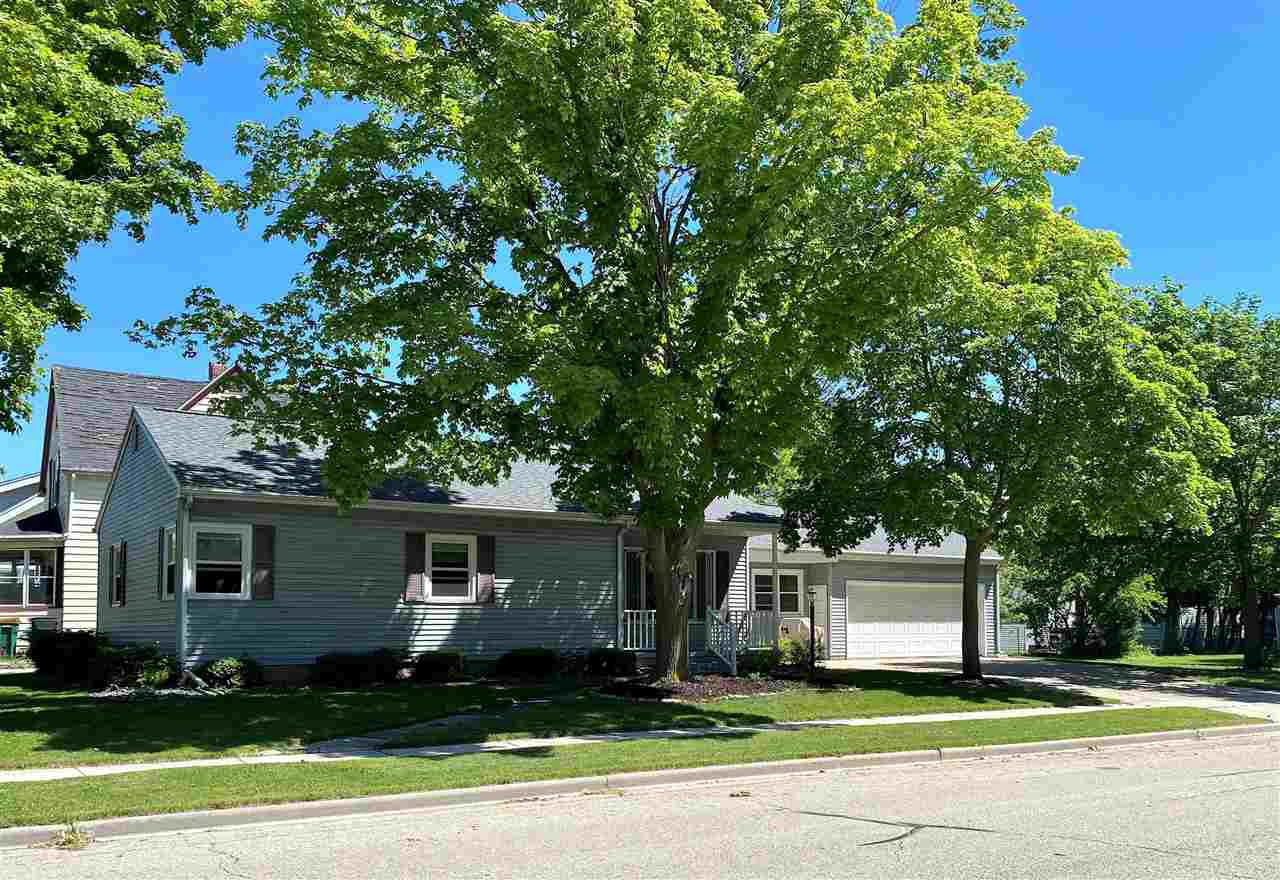 View Single-Family Home For Sale at 68 CLEVELAND STREET, North Fond Du Lac, WI