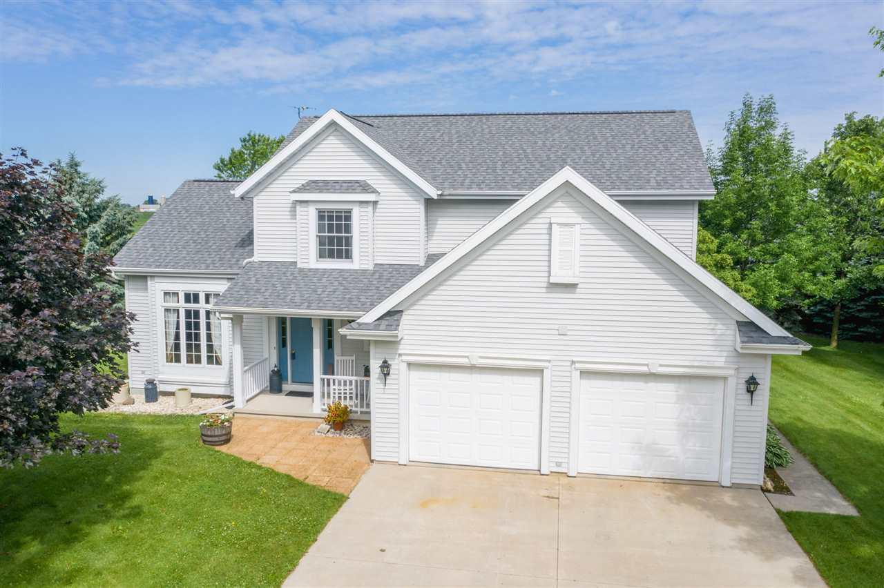View Single-Family Home For Sale at N8640 TOWN HALL ROAD, Eldorado, WI