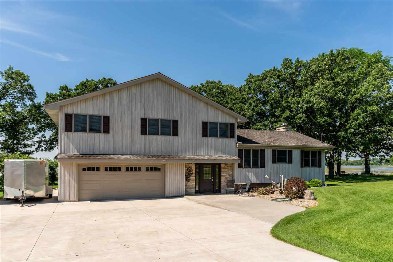 View Single-Family Home For Sale at 2525 EDGEWOOD LANE, Oshkosh, WI