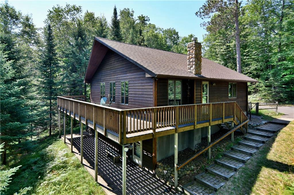 View Single-Family Home For Sale at 3720 Schiess Road, Barnes, WI