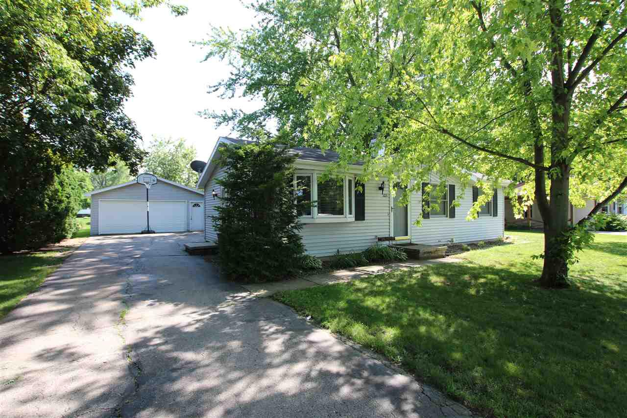 View Single-Family Home For Sale at 223 CHAPLEAU STREET, North Fond Du Lac, WI