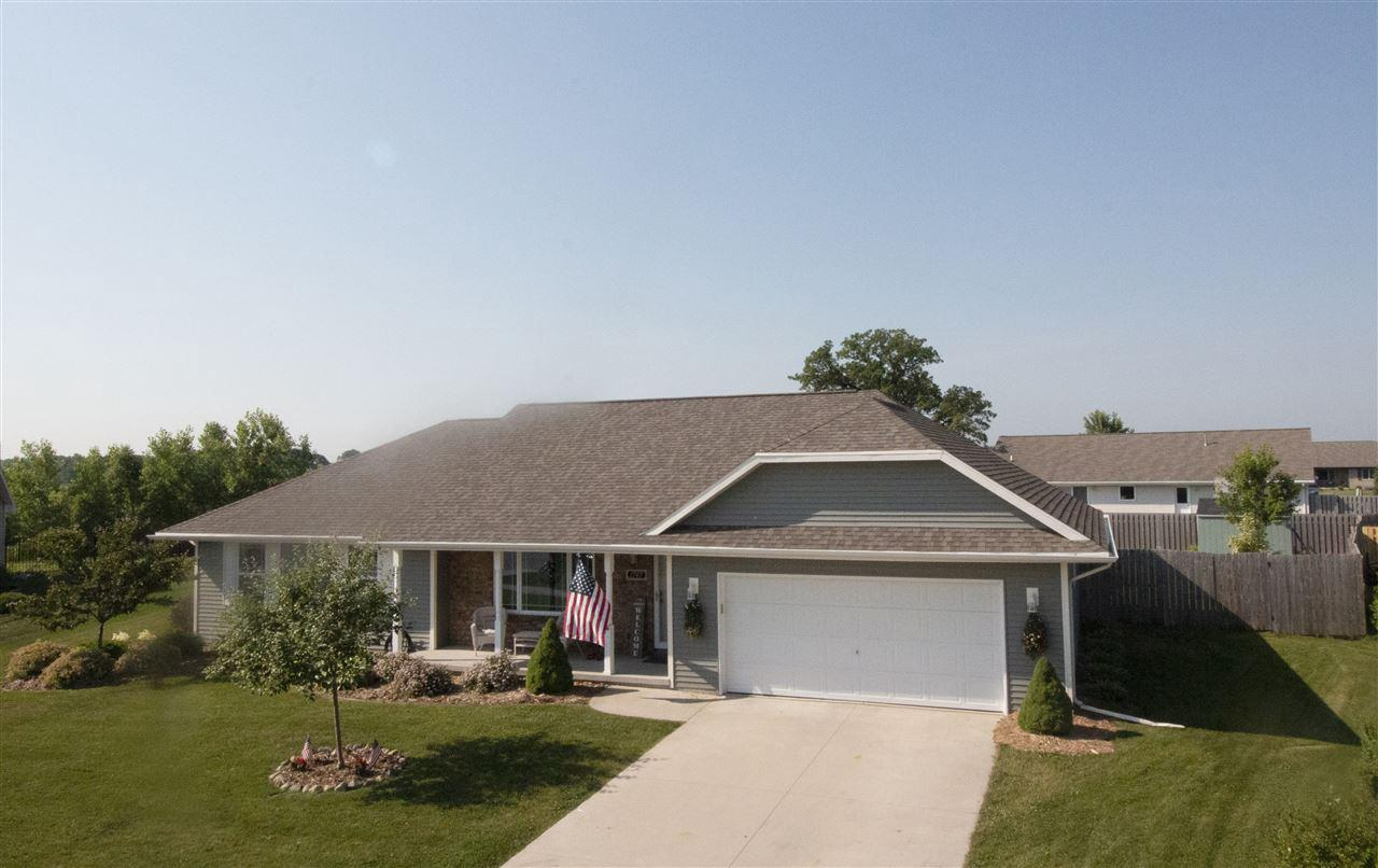 View Single-Family Home For Sale at 1747 COUNTY CLARE ROAD, De Pere, WI