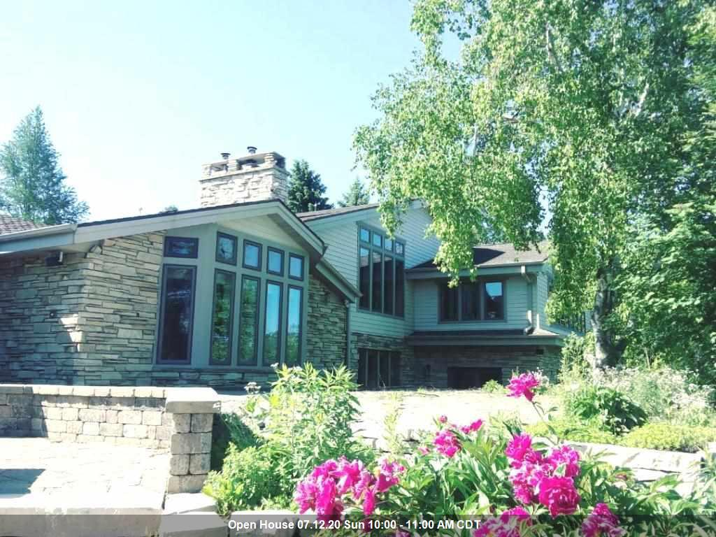 View Single-Family Home For Sale at N8342 LAKEVIEW ROAD, Fond Du Lac, WI