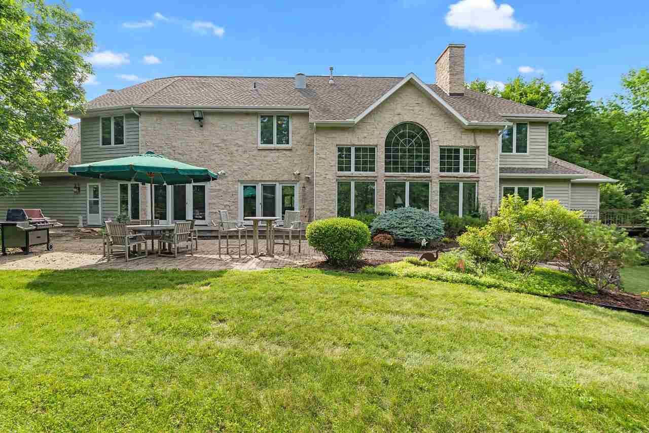 View Single-Family Home For Sale at 3519 LOST DAUPHIN ROAD, De Pere, WI