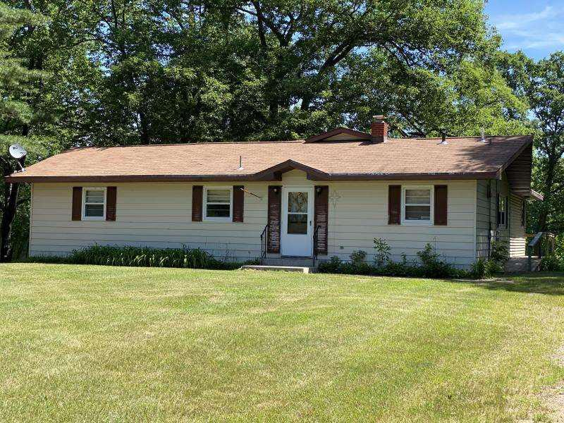 View Single-Family Home For Sale at W5763 OAK LANE, Wausaukee, WI