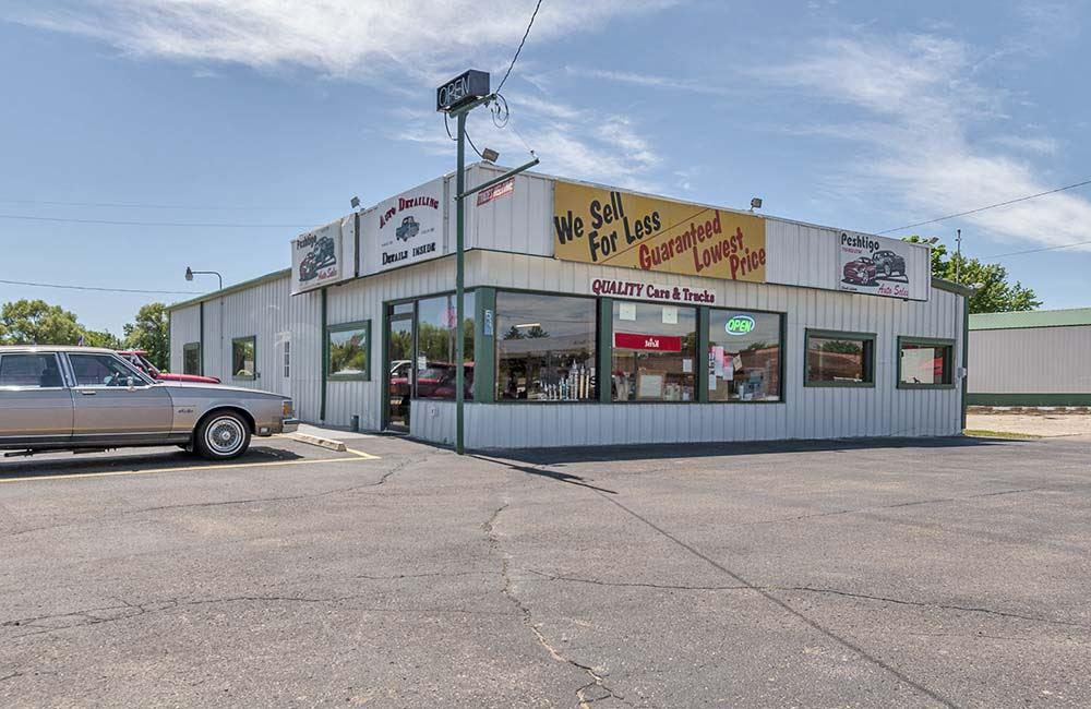 View Commercial For Sale at 541 MAPLE AVENUE, Peshtigo, WI