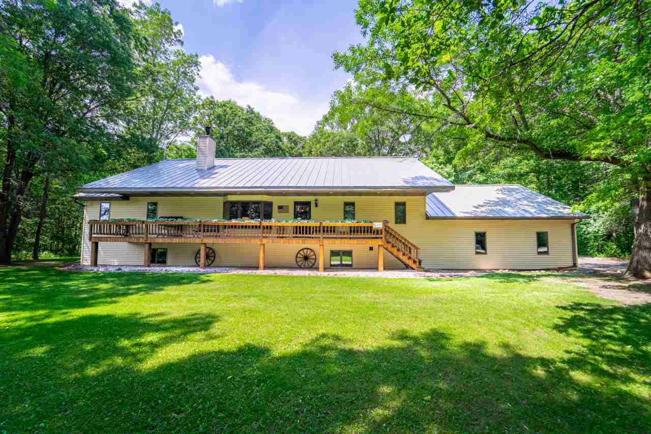 View Single-Family Home For Sale at 8418 HWY II, Fremont, WI