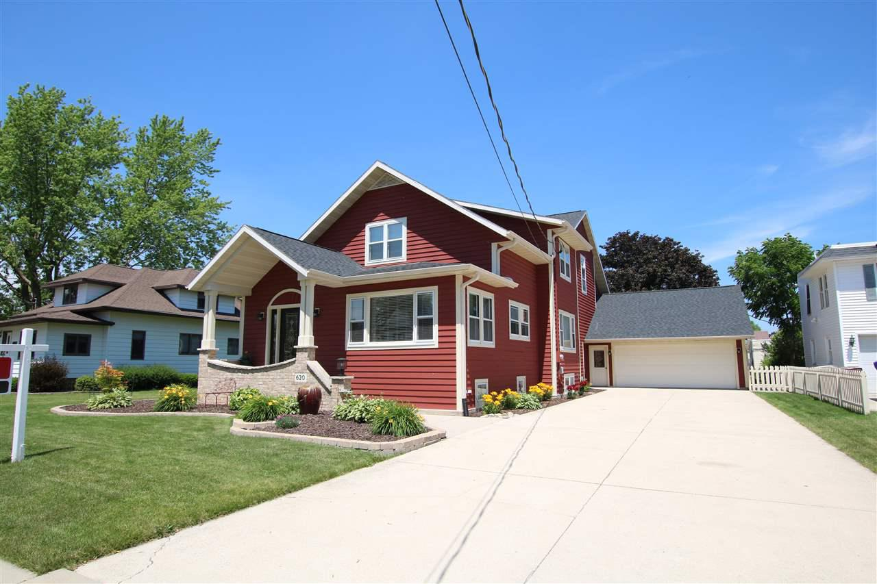 View Single-Family Home For Sale at 620 HIGHLAND AVENUE, Brownsville, WI