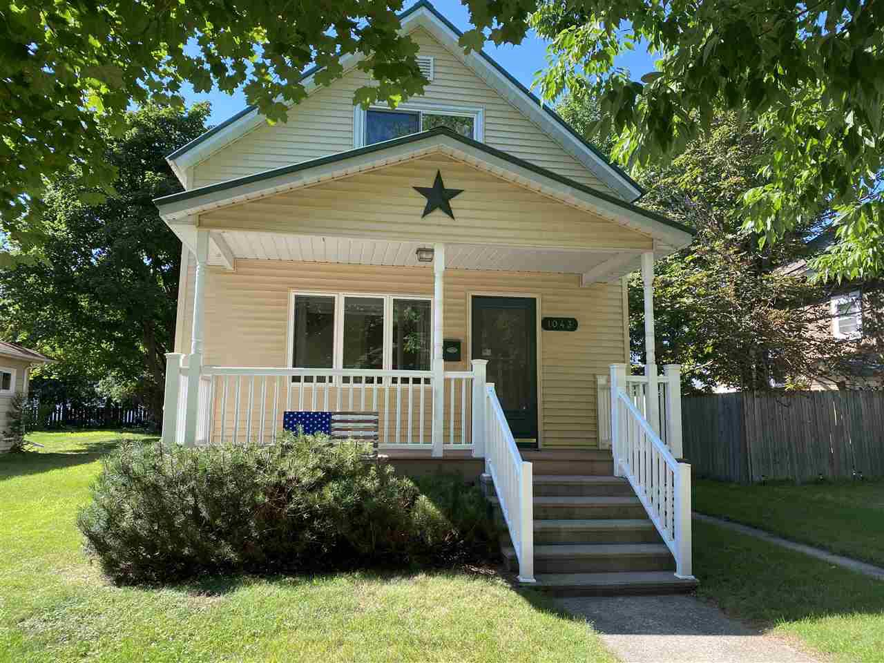 View Single-Family Home For Sale at 1043 CURRIE STREET, Marinette, WI