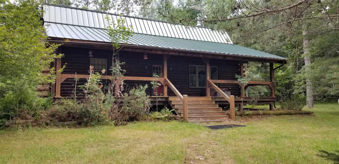View Single-Family Home For Sale at N11912 OAKWOOD LANE, Athelstane, WI