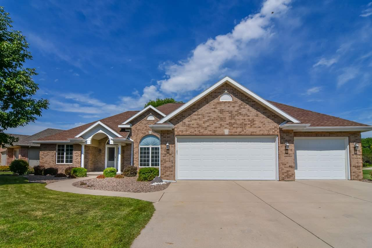 View Single-Family Home For Sale at 265 PADDY COURT, Wrightstown, WI