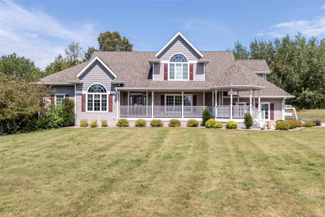 View Single-Family Home For Sale at 4737 PINE GROVE ROAD, Denmark, WI