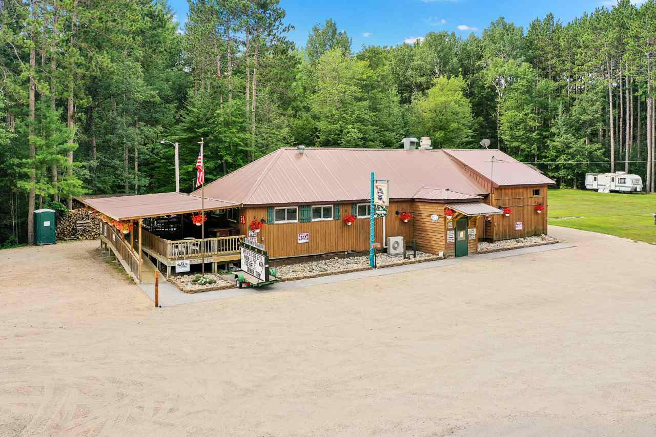 View Commercial For Sale at W10707 BENSON LAKE ROAD, Amberg, WI