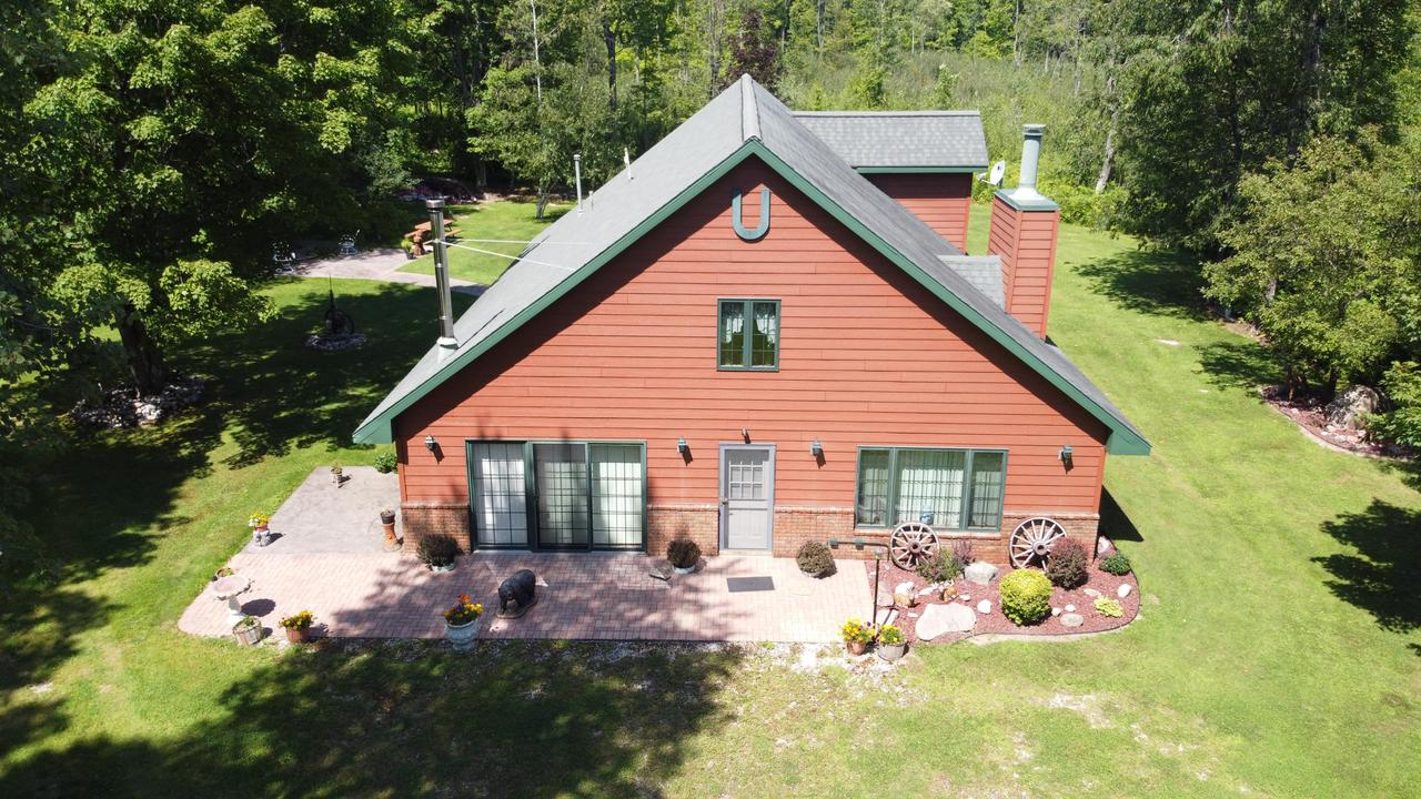View Single-Family Home For Sale at W16391 County Rd. C, Silver Cliff, WI