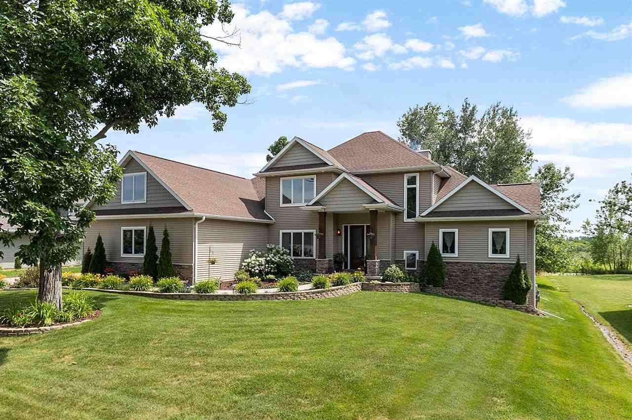 View Single-Family Home For Sale at 4155 TWILIGHT COURT, Oshkosh, WI