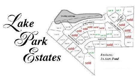 View Vacant Land For Sale at Lot 30 Lake Park Dr, Marinette, WI