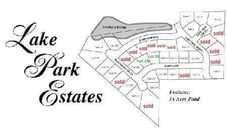 View Vacant Land For Sale at Lot 20 Lake Park Dr, Marinette, WI
