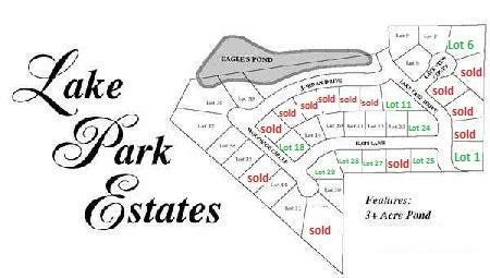 View Vacant Land For Sale at Lot 1 Lake Park Dr, Marinette, WI