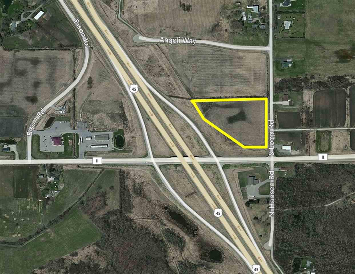 View Vacant Land For Sale at S LOOP ROAD, Larsen, WI