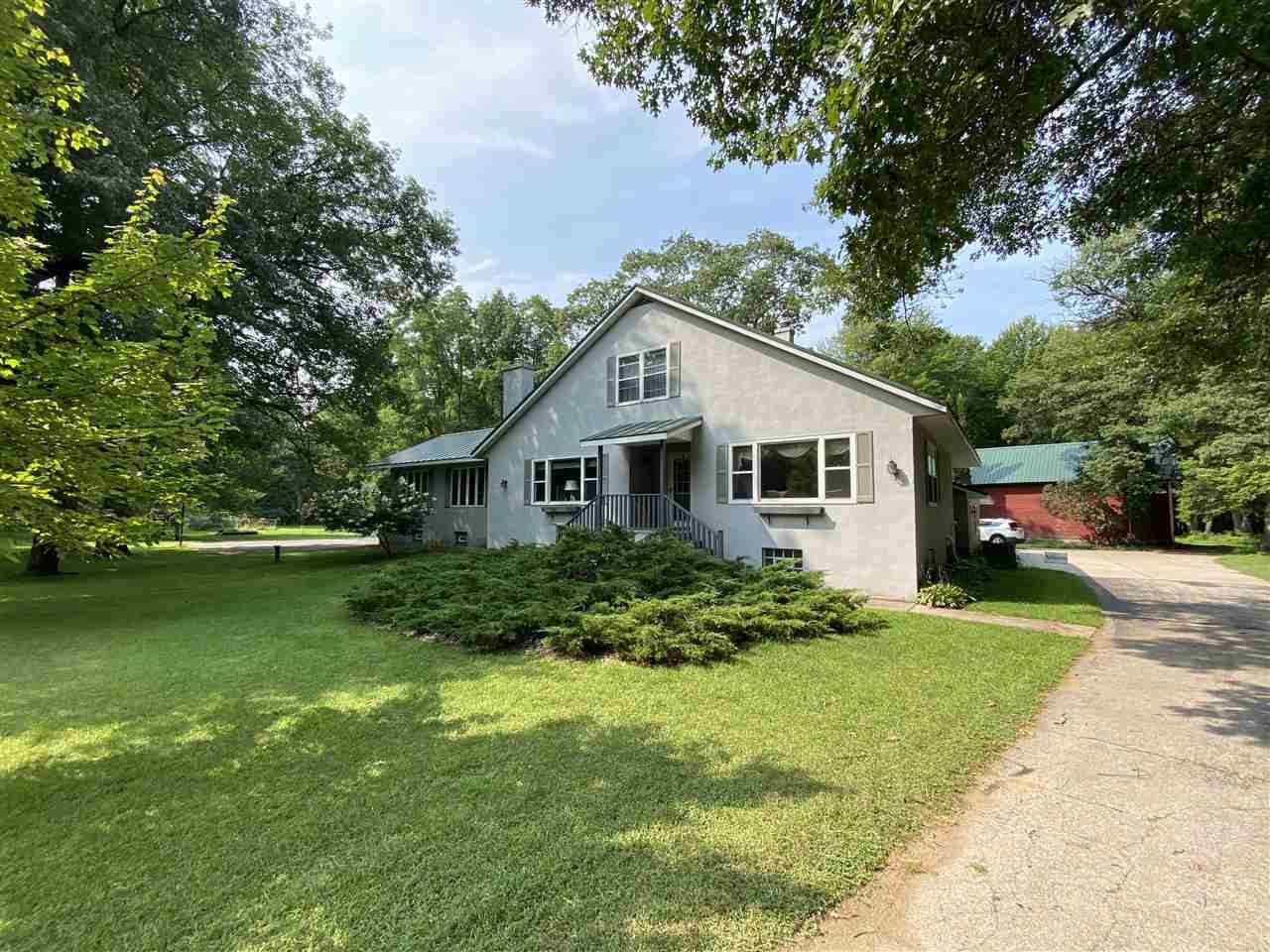 View Single-Family Home For Sale at N3027 SHORE DRIVE, Marinette, WI