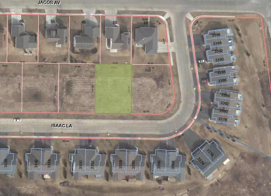 View Vacant Land For Sale at L26 Isaac Ln, Oshkosh, WI