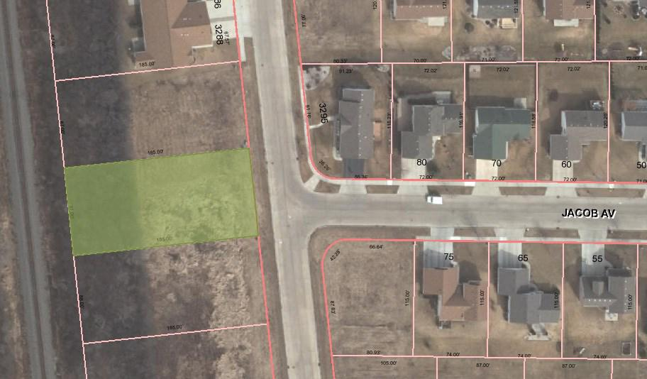 View Vacant Land For Sale at L7 Isaac Ln, Oshkosh, WI