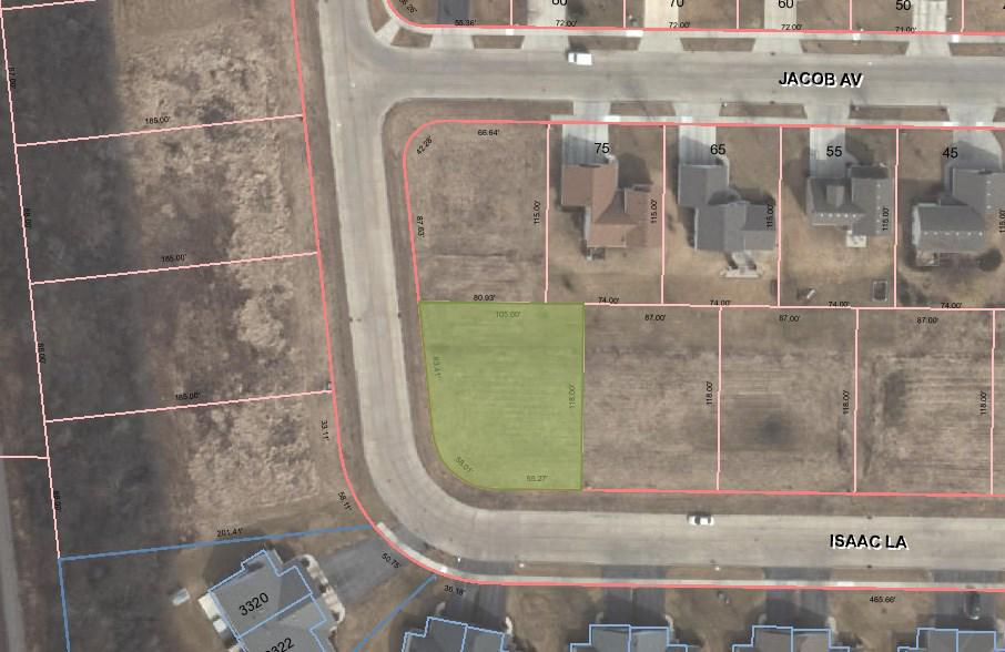 View Vacant Land For Sale at L22 Isaac Ln, Oshkosh, WI