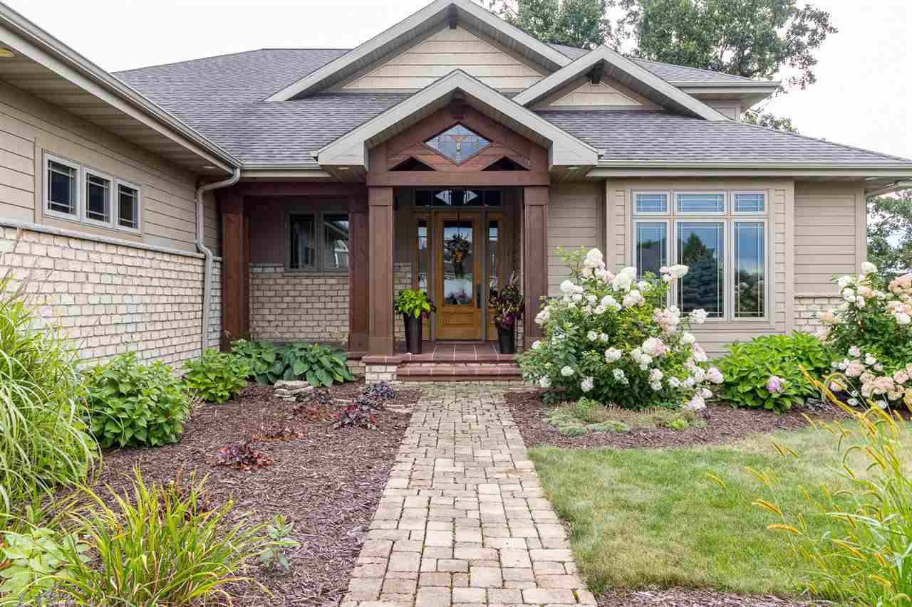 View Single-Family Home For Sale at 3077 SAFFRON LANE, Neenah, WI