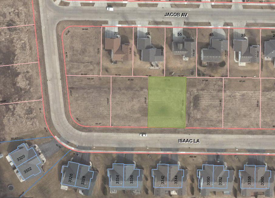 View Vacant Land For Sale at L24 Isaac Ln, Oshkosh, WI