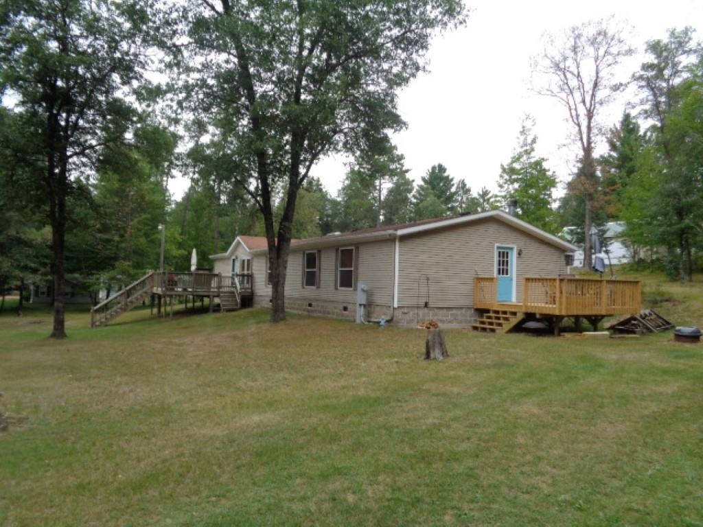 View Single-Family Home For Sale at N11994 MELODY LANE, Athelstane, WI