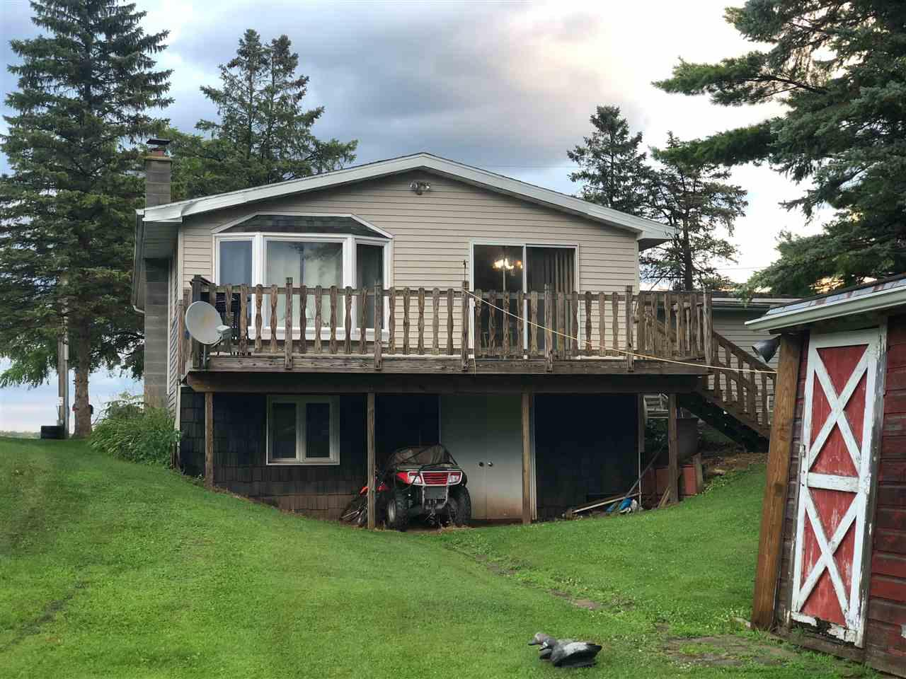 View Single-Family Home For Sale at 7689 BOOM BAY HEIGHTS ROAD, Larsen, WI