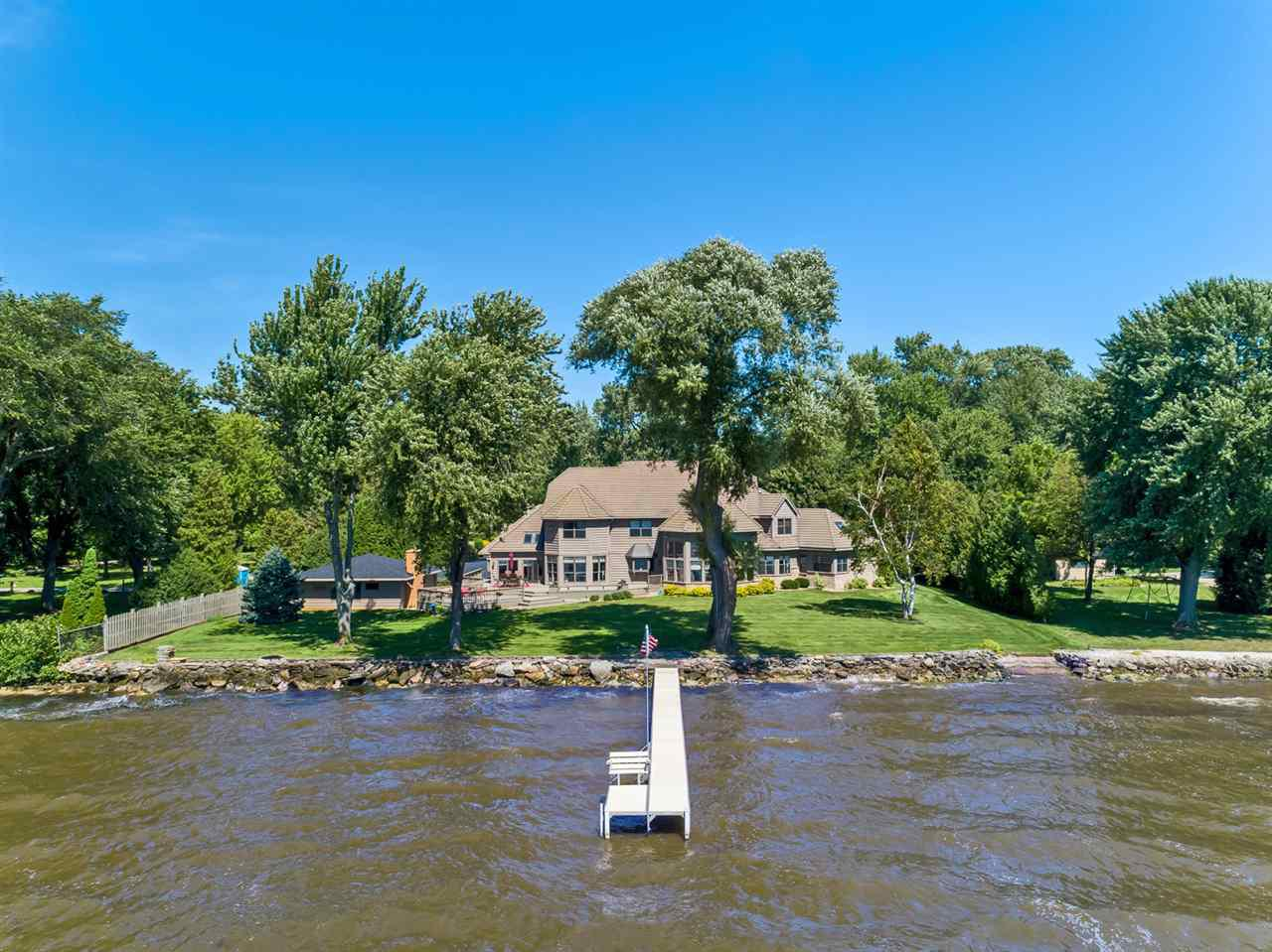 View Single-Family Home For Sale at 497 MAPLE LANE, Neenah, WI