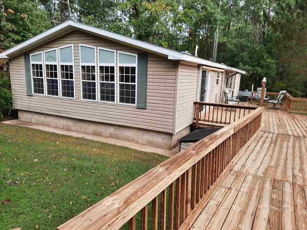 View Single-Family Home For Sale at N10716 HWY A, Athelstane, WI