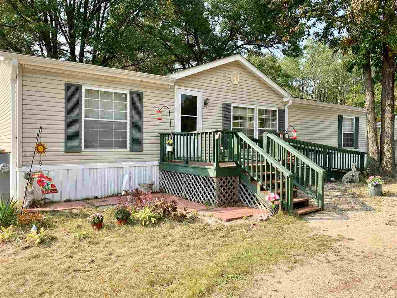 View Single-Family Home For Sale at N12127 MEADOWBROOK LANE, Athelstane, WI
