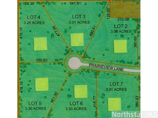 View Vacant Land For Sale at Lot 6 1210th St, Prescott, WI