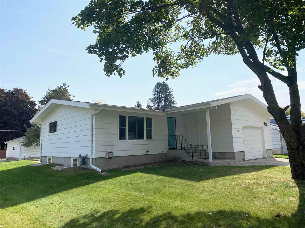 View Single-Family Home For Sale at 340 N NOQUEBAY AVENUE, Peshtigo, WI