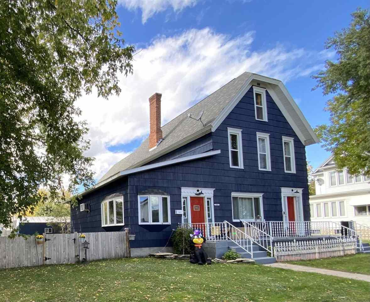 View Single-Family Home For Sale at 321 1ST STREET, Menominee, MI