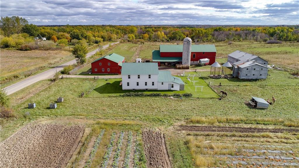 View Single-Family Home For Sale at 3102 50th Avenue, Knapp, WI