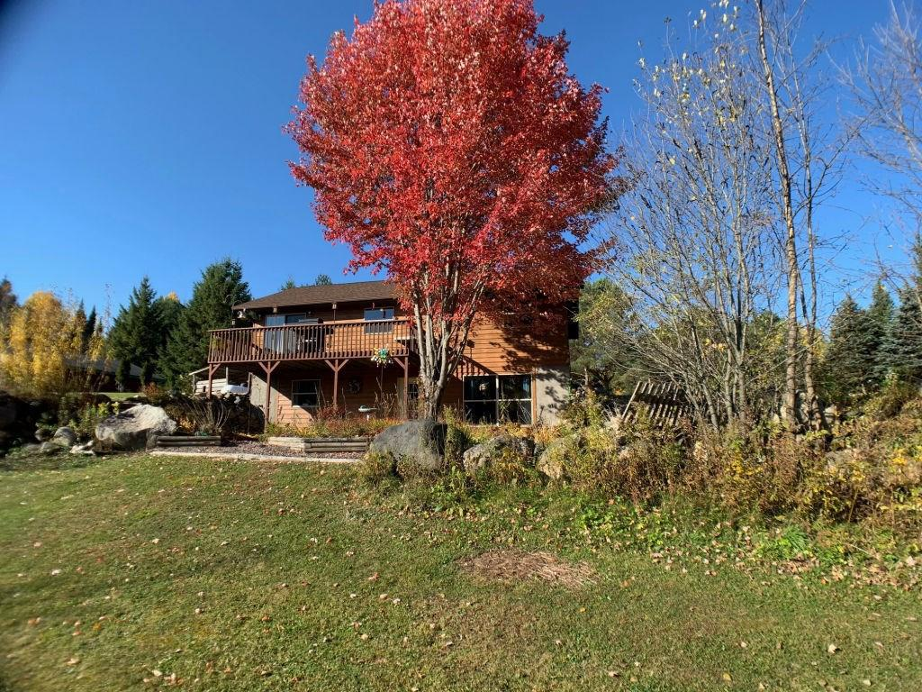 View Single-Family Home For Sale at N14226 Divine Rapids Rd, Park Falls, WI